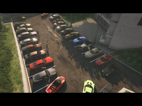 GTA 5 Online British Car Meet