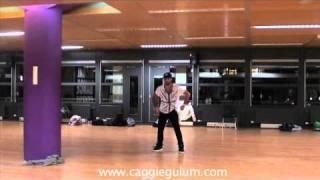 Choreographer Caggie ( Donnell Jones-Backdoor)