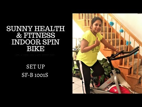 Sunny Health and Fitness Exercise Bike Review – NEW BEGININGS