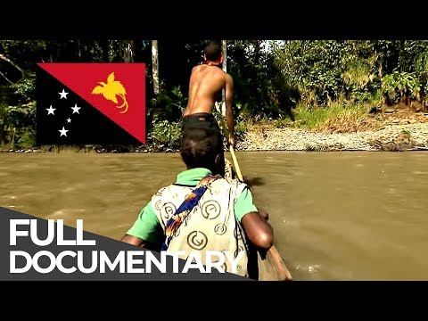 Most dangerous ways to School - PAPUA NEW GUINEA