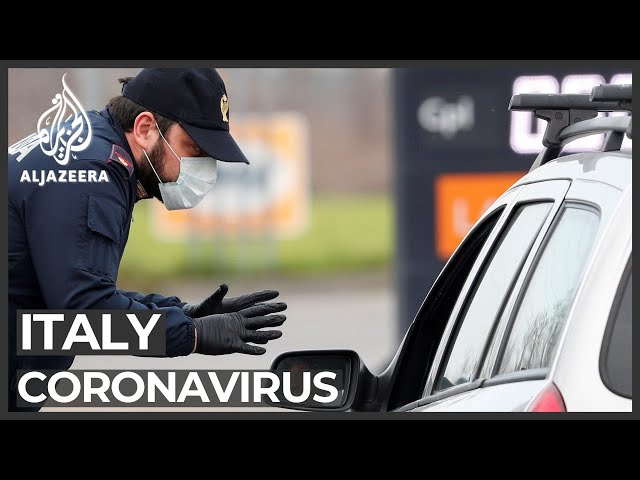 Coronavirus outbreak: Italian officials confirm seven deaths