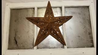 Antique Window Transformation
