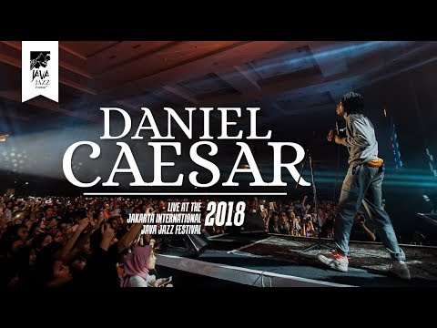 "Daniel Caesar ""Get You"" Live At Java Jazz Festival 2018"
