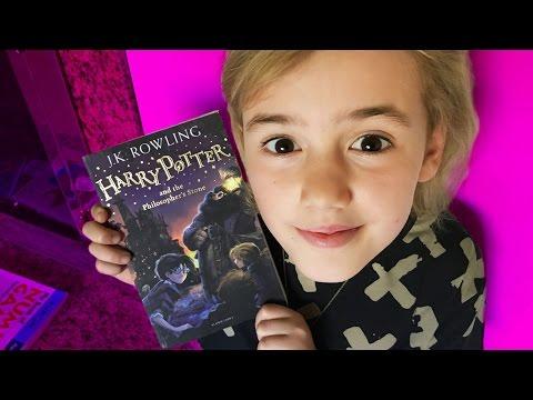 Bailey Reviews Harry Potter – Bailey's Bookshelf