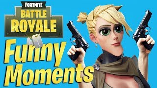 Varusian18, Ved, Minions play with OP ROSH FORTNITE FUNNY MOMENTS