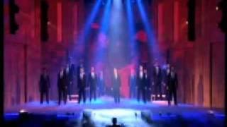 Josh Groban on Royal Variety Performance singing Anthem from Chess