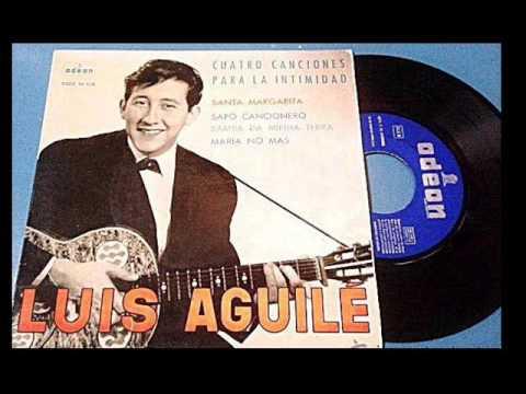 Luis Aguilé - María Nomás - 1965 Vinilo Odeón