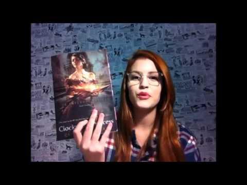 Resenha - Princesa Mecânica - As Peças Infernais - Cassandra Clare