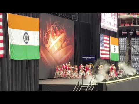 Howdy modi live from Houston USA GARBA DANCE #howdymodi