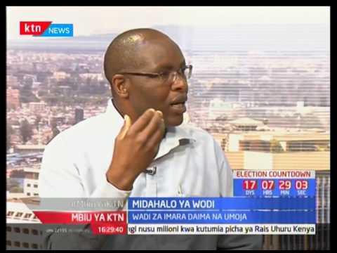 Midahalo ya wadi ya Imara Daima na Umoja jijini Nairobi