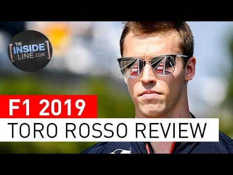 Image: Watch: Toro Rosso's mid-season review