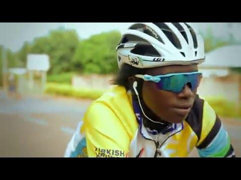 Rwanda's First Female Cyclist - Trailer mp3 yukle - MAHNI.BIZ