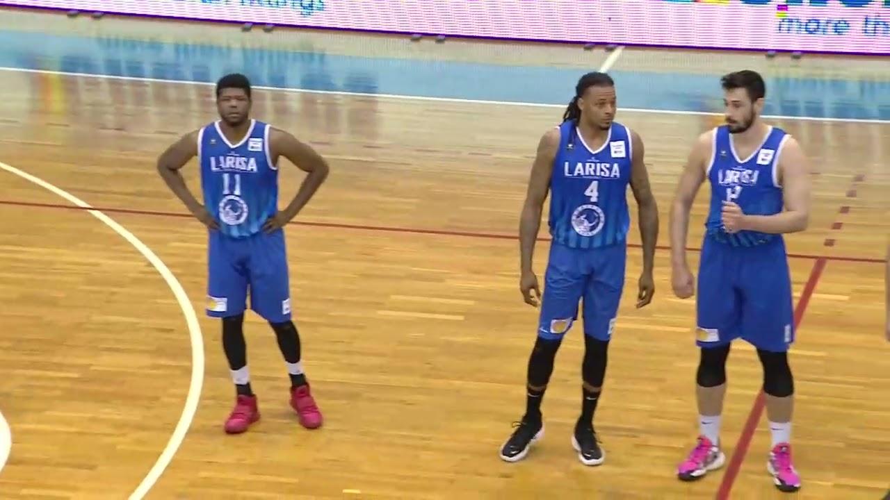 Basket League   Μεσολόγγι – Λάρισα    03/04/2021   ΕΡΤ