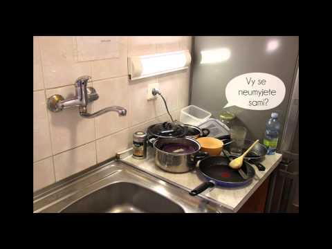 7x přežití na kolejní kuchyňce