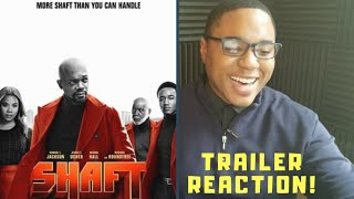 Shaft 2019 Official Trailer Reaction & Review!!! (Old Dog, New Tricks)