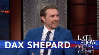 Dax Shepard's Kids Were Shocked To Learn He's Famous