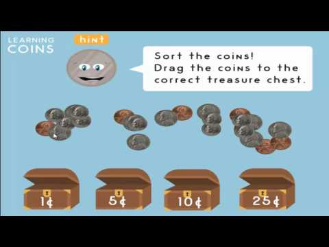 ABCya Learning Coins