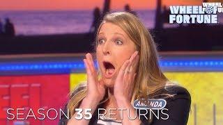 Season 35 is Coming! | Wheel of Fortune