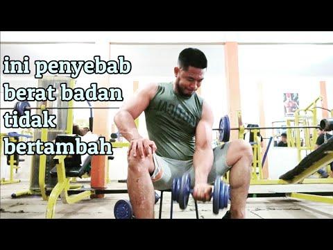 Satu set latihan untuk seluruh tubuh penurunan berat badan yang cepat