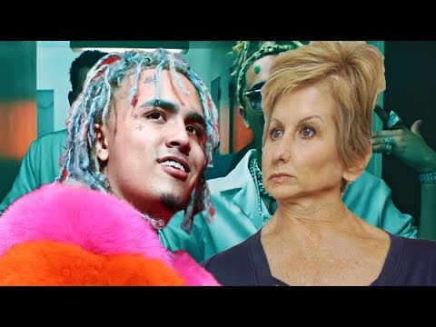 """Mom REACTS to Lil Pump - """"Drug Addicts"""" (Official Music Video)"""