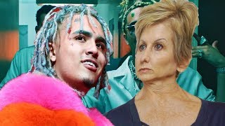 "Mom REACTS to Lil Pump - ""Drug Addicts"" (Official Music Video)"