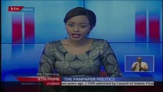 KTN Prime with Sofia Wanuna 15th December 2016