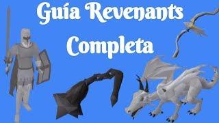 [OSRS] Guía Revenants Completa Runescape (Español)