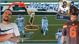 Juice Is In A Must Win Game Against His Madden Coach! (MUT Wars Season 4 Ep.36)