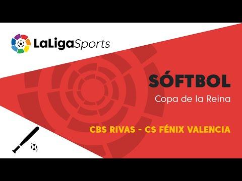 📺 Copa de la Reina de sófbol   CBS Rivas - CS Fénix Valencia