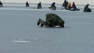 Рыбалка по питерски в контакте