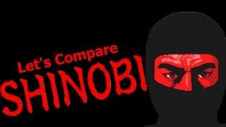 LetsCompareShinobi