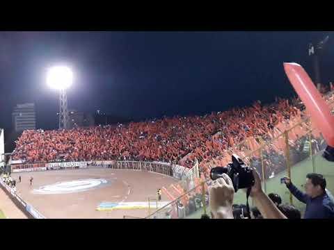 """Hinchada WILSTERMANN vs River Plate - Cochabamba"" Barra: Gurkas • Club: Jorge Wilstermann"
