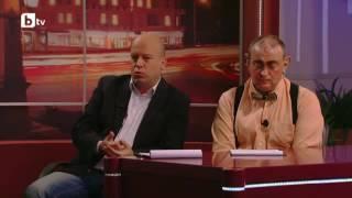 Шоуто на Слави: Кирил Домусчиев за шампионската титла на ФК Лудогорец