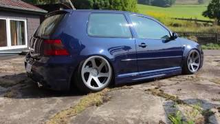 Bagged Golf 4 R32 / FiveSeven