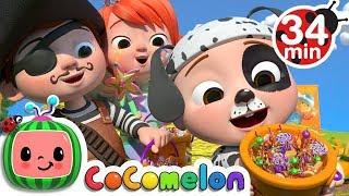Halloween Pumpkin Patch Song + More Nursery Rhymes & Kids Songs - CoCoMelon