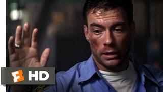 Sudden Death (1995) - Bye Bye, Terrorist Scene (5/10) | Movieclips