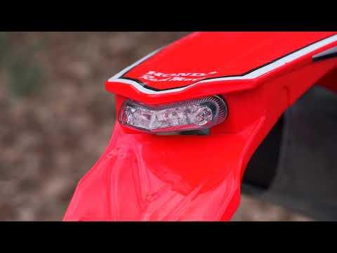 La gamme Honda enduro 2020