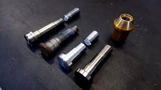 Ist eine Aluminiumschraube stärker als eine Titanschraube?
