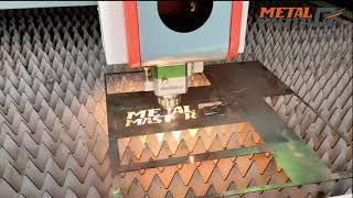 Лазерная резка, Metal MasterMLF-3015R 1500W