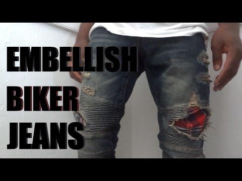Embellish Biker Denim Review
