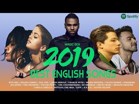 Pop Songs World 2019 | Best English Songs 2019 Hits, Popular Songs Of All Time - Best Music 2019