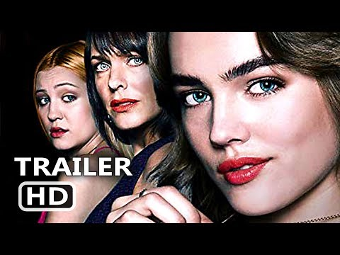 MOMMY BE MINE Official Trailer (2018) Ava Locklear Thriller Movie HD
