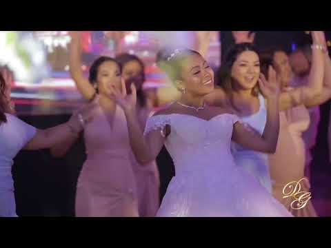 BEST WEDDING ENTOURAGE DANCE - 24K MAGIC BY BRUNO MARS