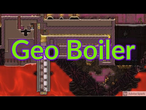 141 Dupe Challenge 8 : Quick Petroleum Boiler : Oxygen not included