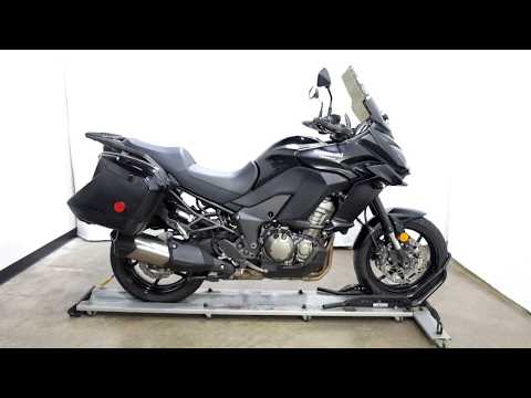 2015 Kawasaki Versys® 1000 LT in Eden Prairie, Minnesota - Video 1