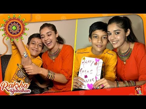 EISHA SINGH Makes Heart Cards For Her Brother To C