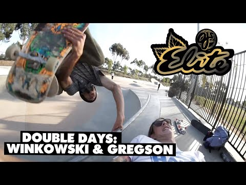 Elite Urethane | Double Days: Winkowski & Gregson