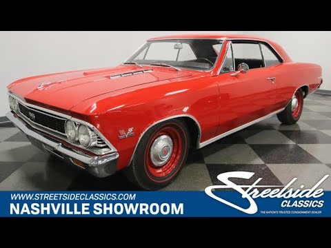 1966 Chevrolet Chevelle SS for Sale - CC-1057678