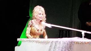 Dolly Parton The Grass Is Blue LIVE - Red Rocks Amphitheater,  Denver CO 7-27-16