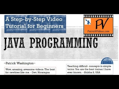 Java Tutorial for Beginners – Original Step by Step